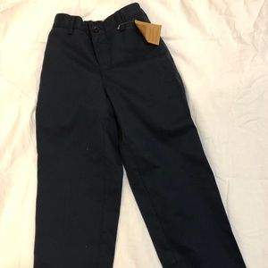 Lands End Navy Khakis - never worn